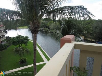 Fort Lauderdale Condo/Townhouse For Sale: 1350 River Reach Dr #509