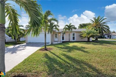Fort Lauderdale Single Family Home For Sale: 3170 NW 68th Ct