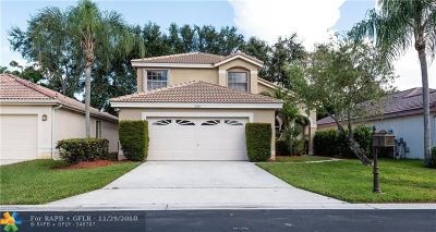 Boca Raton Single Family Home For Sale: 10844 Crescendo Cir