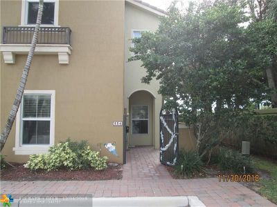 Boynton Beach Condo/Townhouse Backup Contract-Call LA: 334 Lake Monterey Circle #334