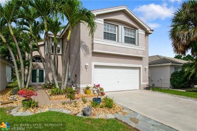 Boynton Beach Single Family Home For Sale: 8348 Bermuda Sound Way