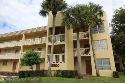 Tamarac Condo/Townhouse For Sale: 6000 NW 64th Ave #311