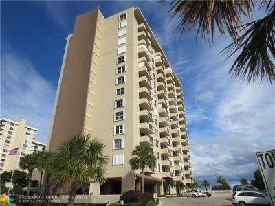 Lauderdale By The Sea Condo/Townhouse Backup Contract-Call LA: 2000 S Ocean Blvd #4J