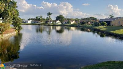 Tamarac Single Family Home For Sale: 7024 NW 103rd Ave