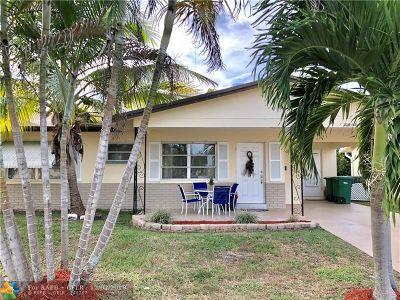 Tamarac Single Family Home Backup Contract-Call LA: 5907 NW 74th Ave
