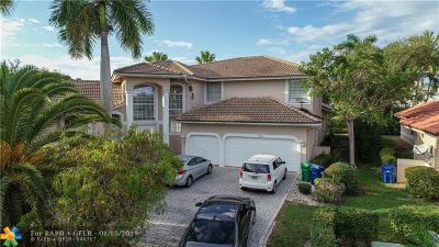 Coral Springs Single Family Home Backup Contract-Call LA: 1874 NW 124th Way