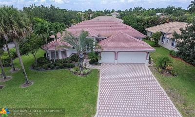 Coral Springs Single Family Home For Sale: 5192 Kensington Cir