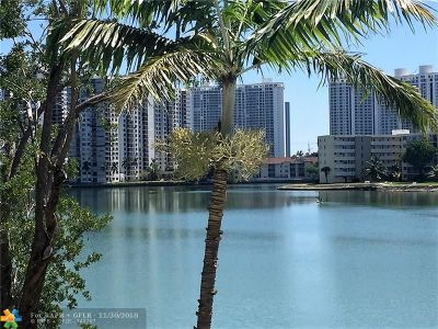 Aventura Condo/Townhouse For Sale: 2859 Leonard Dr #G202