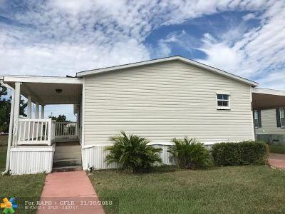 Boca Raton Single Family Home Backup Contract-Call LA: 1581 SW 65th Ter