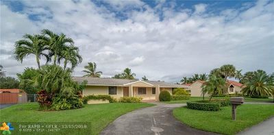 Miami Single Family Home For Sale: 9945 SW 131st St
