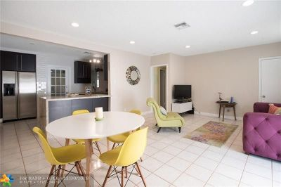 Fort Lauderdale Single Family Home For Sale: 1432 NW 5th Ave