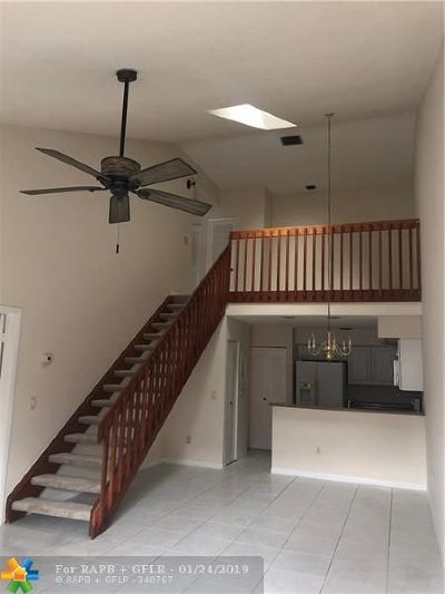 North Lauderdale Condo/Townhouse For Sale: 2020 Winners Circle #2020