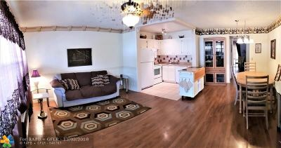 Deerfield Beach Condo/Townhouse For Sale: 138 Ventnor I #138
