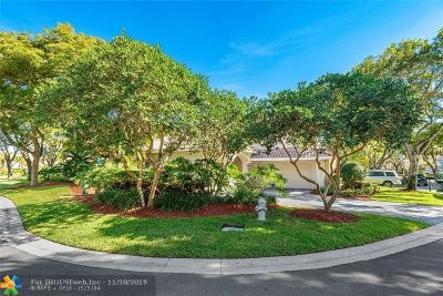 Boca Raton Condo/Townhouse For Sale: 2093 NW 52nd #2093