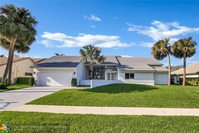 Boca Raton Single Family Home For Sale: 4116 Bocaire Boulevard