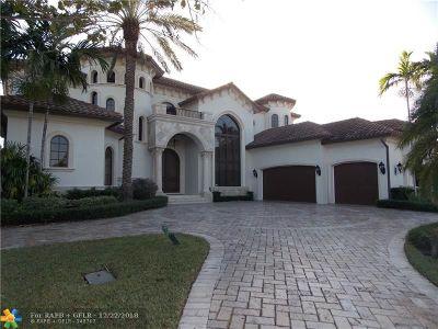 Pompano Beach Single Family Home For Sale: 2582 SE 9th St