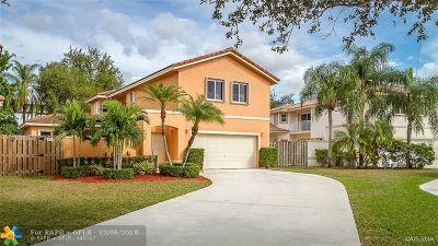 Davie Single Family Home For Sale: 14541 Vista Verdi Rd
