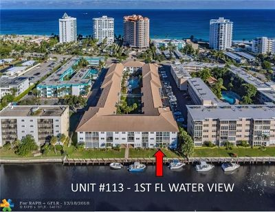 Lauderdale By The Sea Condo/Townhouse Backup Contract-Call LA: 1461 S Ocean Blvd #113