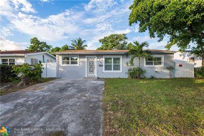 North Miami Beach Single Family Home For Sale: 1145 NE 155th St