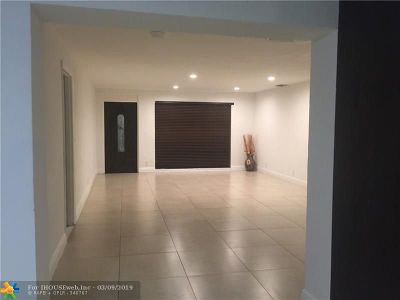 Fort Lauderdale Single Family Home For Sale: 4728 SW 22nd St