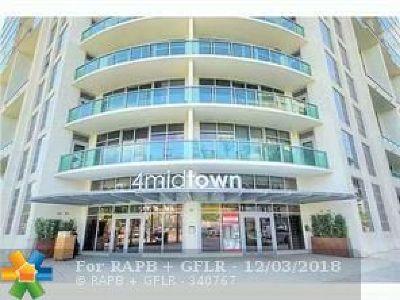 Miami Condo/Townhouse For Sale: 3301 NE 1st Ave #2717