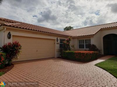 Boca Raton Single Family Home For Sale: 8200 Nadmar Ave