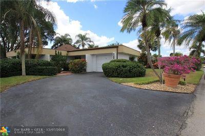 Tamarac Single Family Home Backup Contract-Call LA: 4911 Umbrella Tree Ln