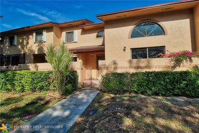 Coconut Creek Condo/Townhouse Backup Contract-Call LA: 3862 NW 21st Ct #3862