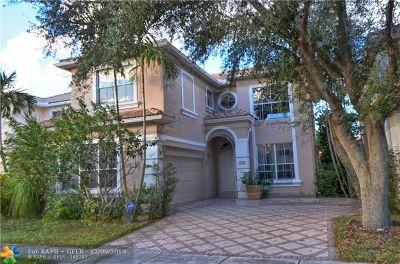 Boca Raton Single Family Home For Sale: 9721 Vineyard Ct