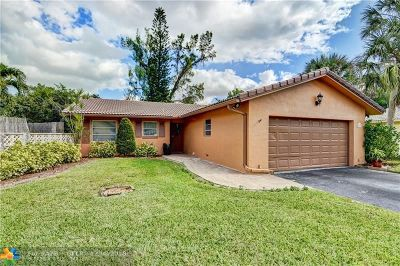Coral Springs FL Single Family Home For Sale: $325,000