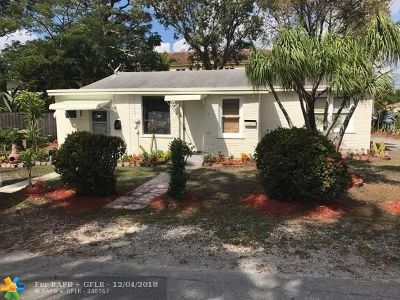 Wilton Manors Multi Family Home For Sale: 835 NE 21st Dr