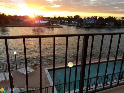 Pompano Beach FL Condo/Townhouse For Sale: $420,900