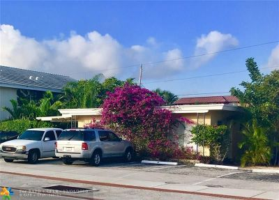 Lauderdale By The Sea Multi Family Home For Sale: 00 Bougainvilla Dr