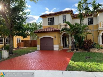 Miramar Condo/Townhouse For Sale: 4956 SW 128th Ave