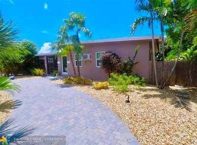 Wilton Manors Multi Family Home For Sale: 1904 NE 26th Dr