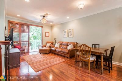 Fort Lauderdale Condo/Townhouse For Sale: 1231 SW 4th St #1231