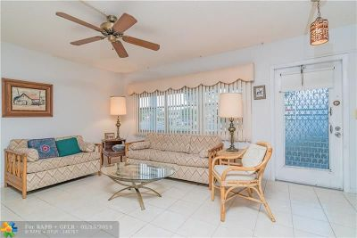Deerfield Beach Condo/Townhouse For Sale: 1008 Farnham N #1008