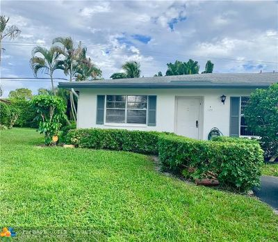 Delray Beach Condo/Townhouse For Sale: 5074 Privet Pl #A