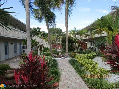 Fort Lauderdale Condo/Townhouse For Sale: 1440 SE 15th St #7