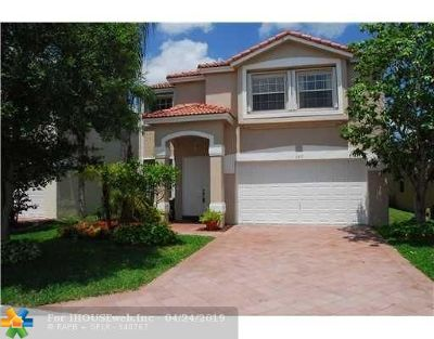 Coral Springs Single Family Home For Sale: 5317 NW 125th Ave
