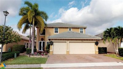 Coral Springs Single Family Home Backup Contract-Call LA: 4768 NW 120th Dr