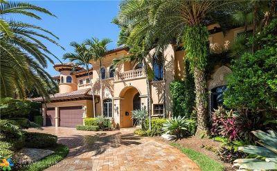 Fort Lauderdale Rental For Rent: 2833 NE 35th Court