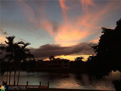 Fort Lauderdale Condo/Townhouse For Sale: 1801 Middle River Dr #4