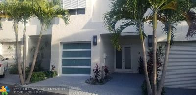Delray Beach Condo/Townhouse For Sale: 2115 S Ocean Blvd #2