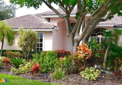 Pembroke Pines Single Family Home Backup Contract-Call LA: 601 SW 94th Ave