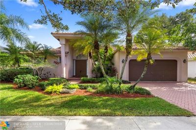 Broward County Single Family Home For Sale: 2820 Oakbrook Ln