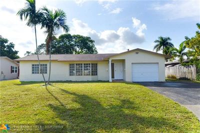 Fort Lauderdale Single Family Home Backup Contract-Call LA: 1120 NW 45th St
