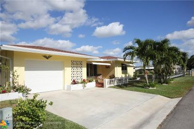 Tamarac Single Family Home For Sale: 4505 NW 44th St