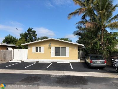 Fort Lauderdale Multi Family Home For Sale: 1821 SW 10th St