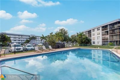 Oakland Park Condo/Townhouse Backup Contract-Call LA: 110 Royal Park Dr #3B